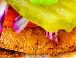 Crispy Chick'n' Sandwich