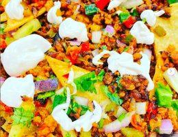Taco Nacho Platter